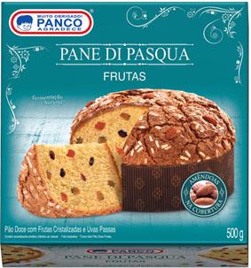 Pane di Pasqua Panco traz um novo sabor para a Páscoa