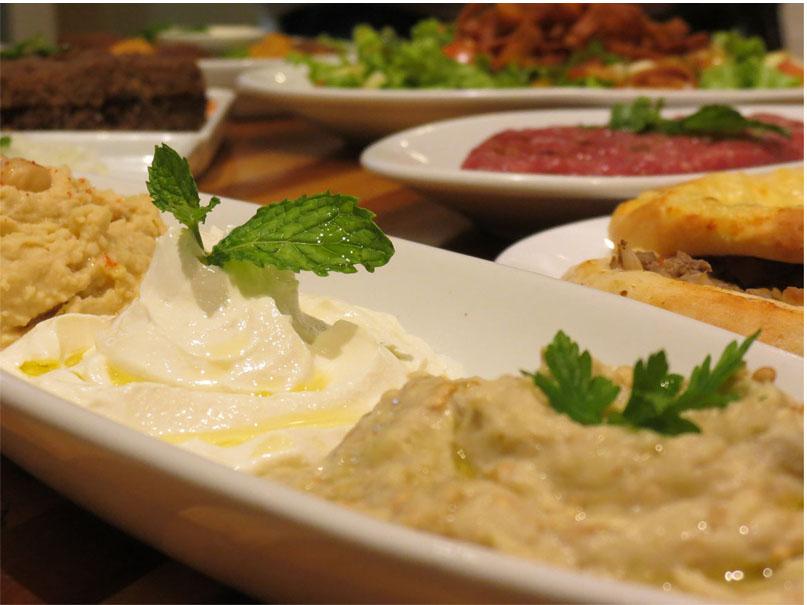 Restaurante Mazat une tradição e gastronomia saudável