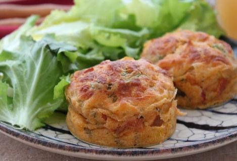 Receita para o Dia do Vegetariano: Tortinha de Legumes
